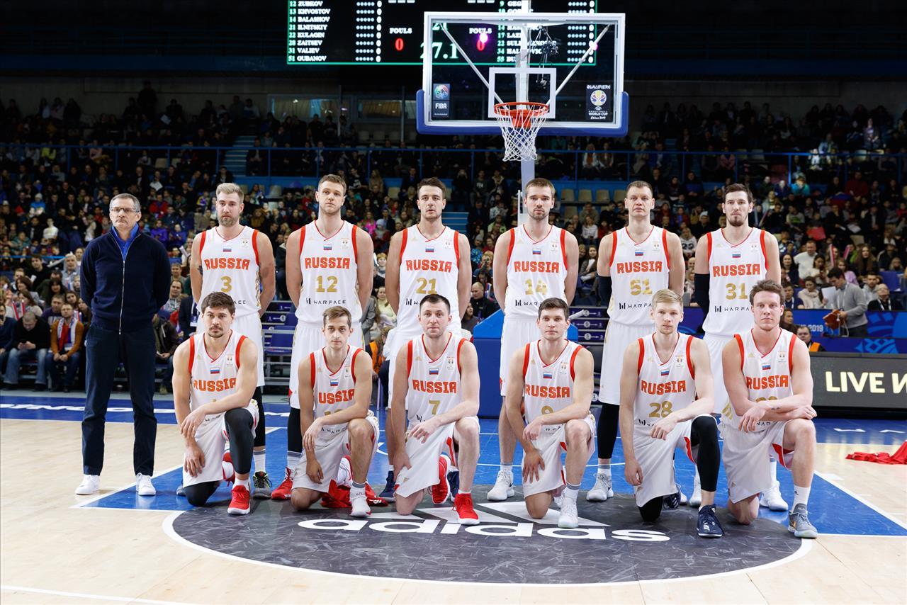 Кто будет играть за сборную России по баскетболу на ЧМ? Баскетбол
